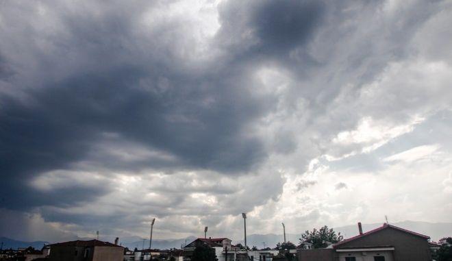 Σύννεφα καταιγίδας