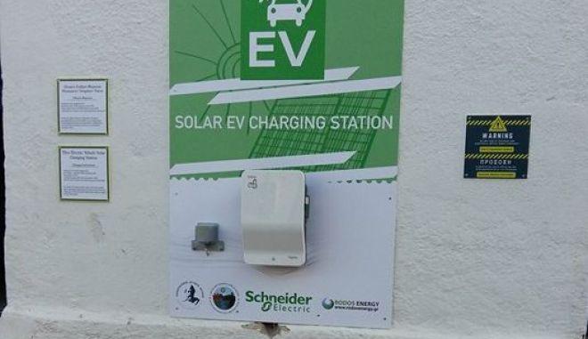 Tο μέλλον της ηλεκτροκίνησης έχει έρθει ήδη στην Τήλο