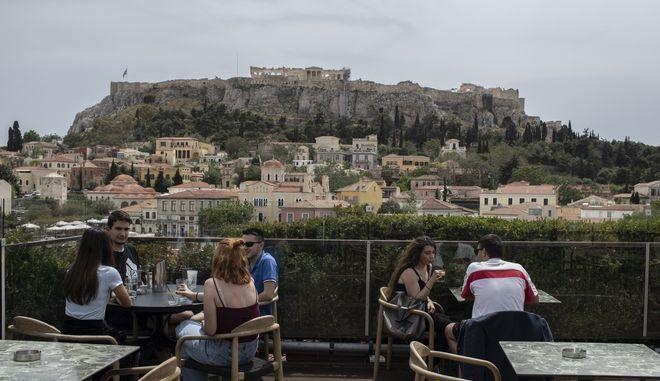 Εστίαση στην Αθήνα