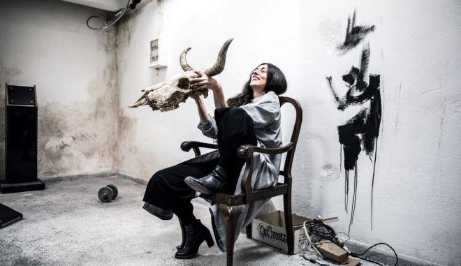 Η Ελένη Ζαραφίδου μιλά στο  NEWS 24/7 για την «Ανταλλαγή» του Πωλ Κλωντέλ που θα παρουσιαστεί από τις 19 Οκτωβρίου στο θέατρο Θησείον.