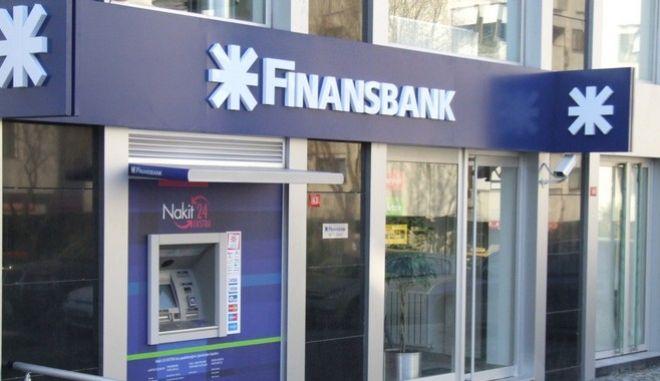 Η Εθνική Τράπεζα πούλησε τη Finansbank στην τράπεζα του Κατάρ