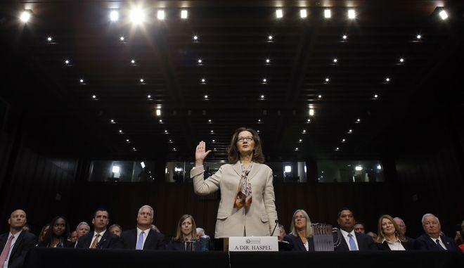 Επικυρώθηκε ο διορισμός της Χάσπελ στην ηγεσία της CIA