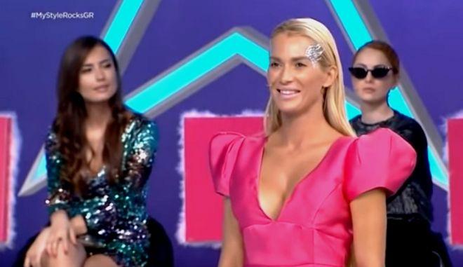 "My Style Rocks: ""Μου λέει πώς να ντυθώ η Lady Gaga"" δηλώνει η Βικτώρια"