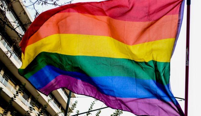 Σημαία της ΛΟΑΤΚΙ κοινότητας