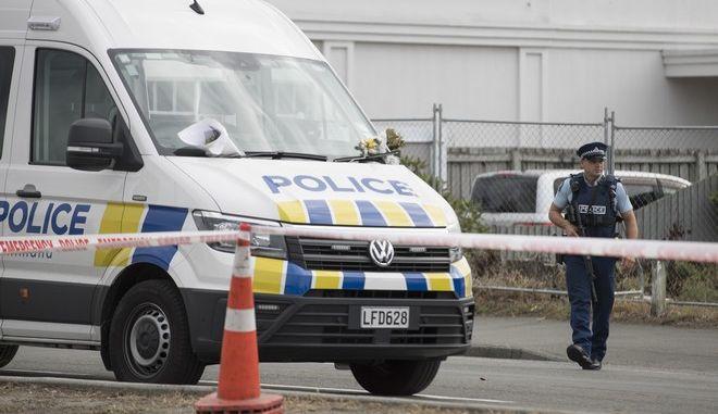Αστυνομικές δυνάμεις της Νέας Ζηλανδίας