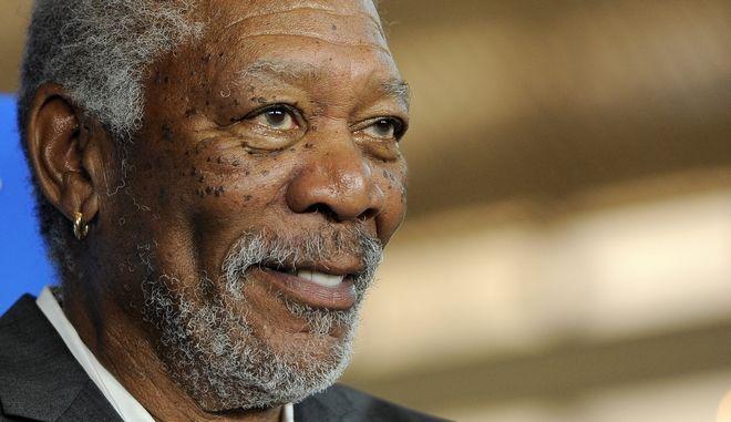 Ο ηθοποιός Morgan Freeman