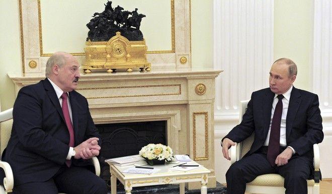 Εντός της εβδομάδας, αναμένεται να συναντηθούν στο Σότσι οι Λουκασένκο και Βλάντιμιρ Πούτιν.