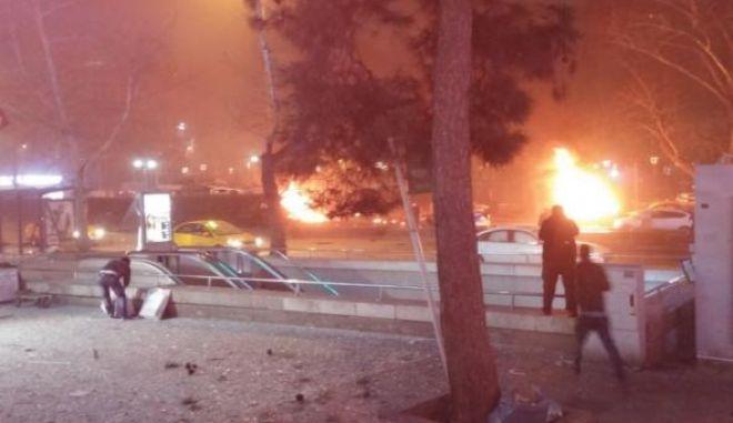 ΥΠΕΞ: Αποτροπιασμός για την τρομοκρατική επίθεση στην Άγκυρα