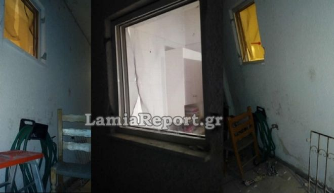 Λαμία: Είδε τους ληστές μέσα στο σπίτι και λιποθύμησε