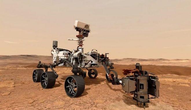 "NASA: ""Perseverance"" η επίσημη ονομασία του Mars 2020 rover"