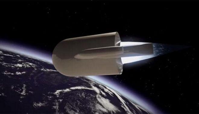 Επανάσταση στα διαστημικά ταξίδια με πυραύλους που χρησιμοποιούνται ξανά
