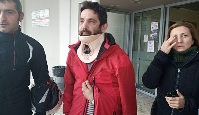 O πρώην εργαζόμενος σε πιτσαρία που δέχτηκε επίθεση από το αφεντικό του