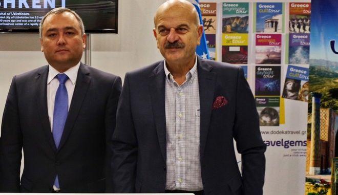 Παρουσιάζεται σήμερα το ελληνικό Visa Application Centre της Τασκένδης του Ουζμπεκιστάν