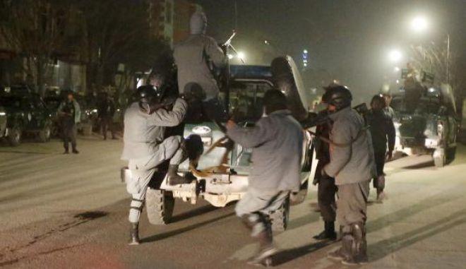 Και δεύτερος Ισπανός αστυνομικός νεκρός από επίθεση των Ταλιμπάν στην ισπανική πρεσβεία της Καμπούλ