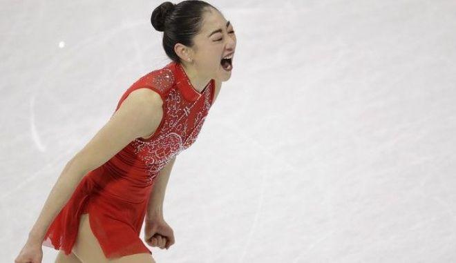 Τριπλό axel για πρώτη φορά από Αμερικανίδα στους Χειμερινούς Ολυμπιακούς