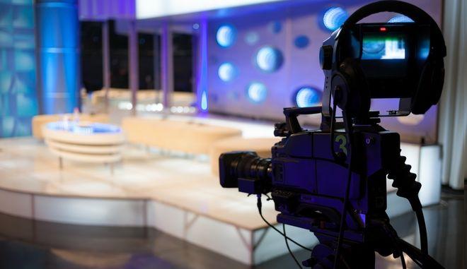 Τηλεοπτικό στούντιο