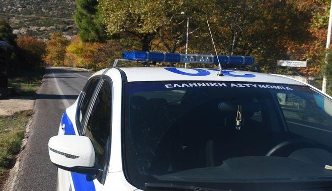 Περιπολικό της Αστυνομίας. Φωτο αρχείου