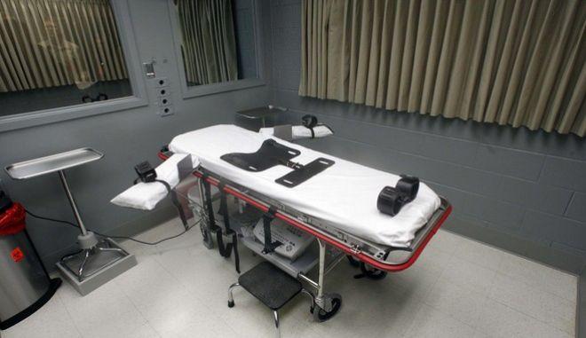 Θάλαμος εκτελέσεων στις ΗΠΑ