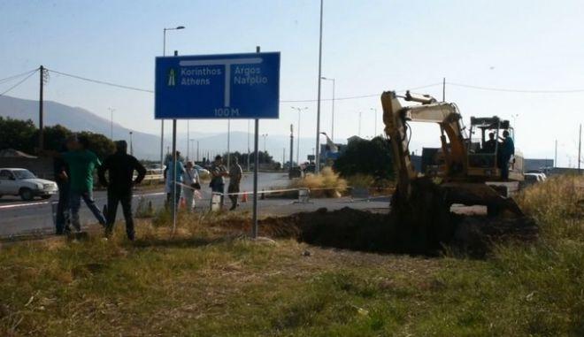 Σκάβουν για κρυμμένο θησαυρό στο Άργος - Οι θρύλοι και οι διηγήσεις