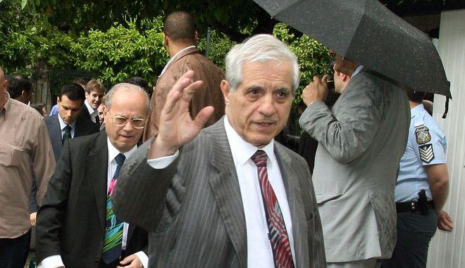 Ο Παύλος Γιαννακόπουλος