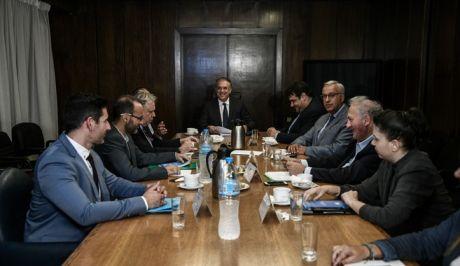 Συνεδρίαση της Διακομματικής Επιτροπής για το θέμα της ψήφου των Ελλήνων του εξωτερικού