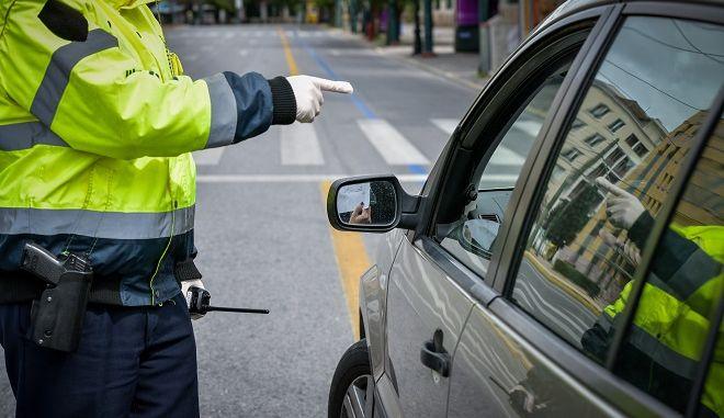Συνεχίζονται οι έλεγχοι της αστυνομίας στα ειδικά έντυπα κυκλοφορίας