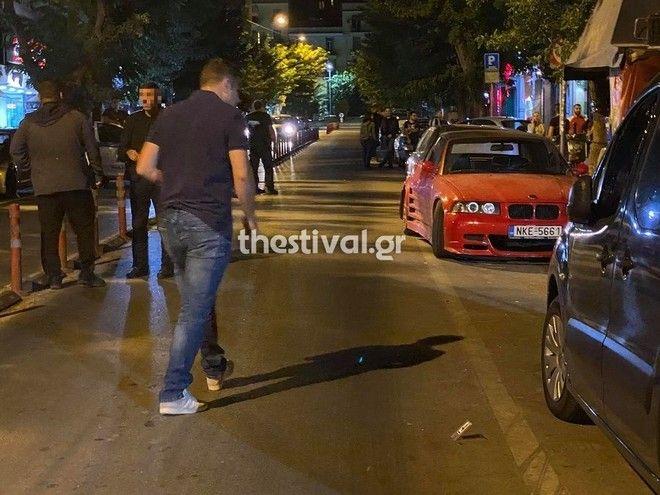 Θεσσαλονίκη: Πυροβολισμοί στο κέντρο της πόλης - Τραυματίστηκε ένα άτομο