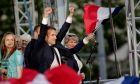 Γαλλικές εκλογές: Ο Μακρόν νέος πρόεδρος