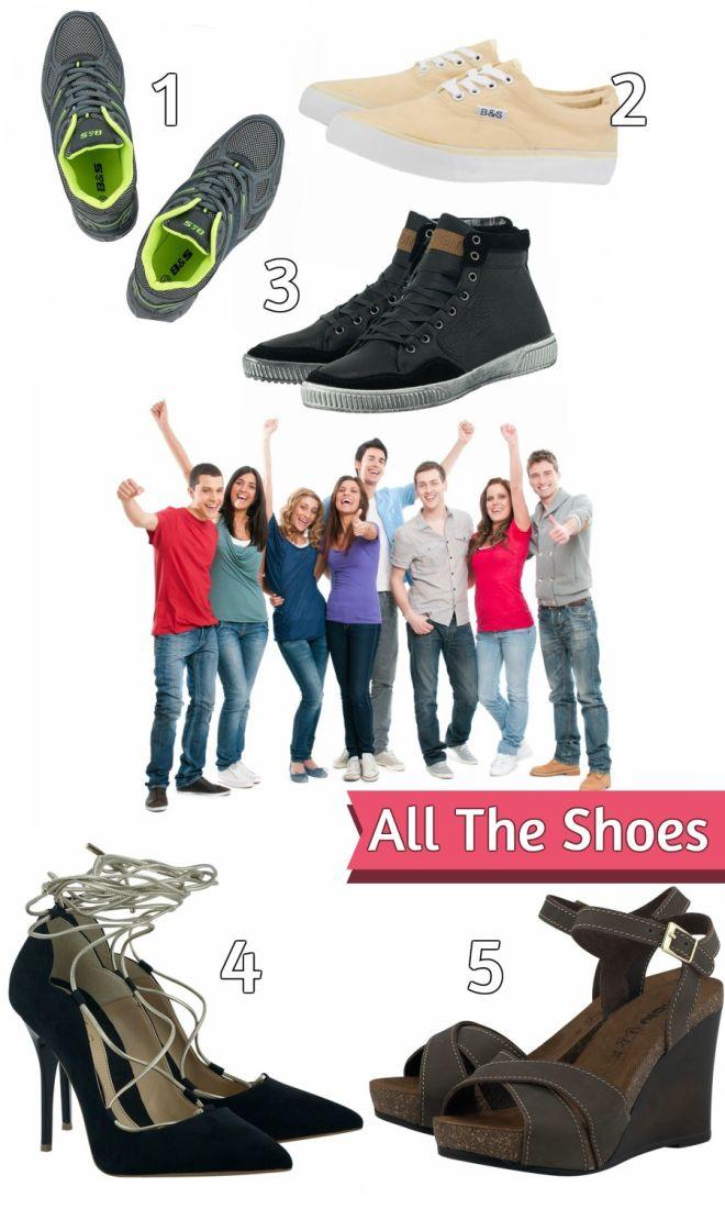 Εδώ θα βρείτε όλες τις εκπτώσεις σε ανδρικά και γυναικεία παπούτσια