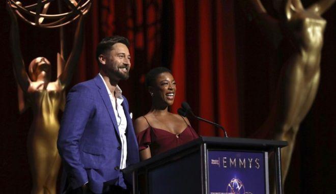 Ανακοινώθηκαν οι υποψηφιότητες για τα τηλεοπτικά βραβεία Emmy