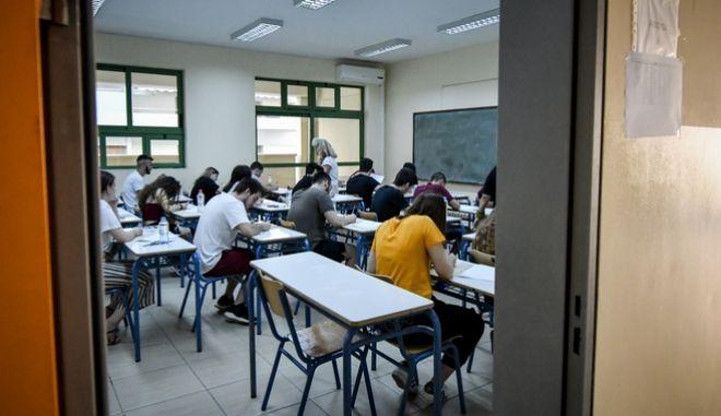 ΄Εναρξη σήμερα των Πανελλαδικών εξετάσεων στα Γενικά Λύκεια με το μάθημα των νέων ελληνικών, Παρασκευή 7 Ιουνίου 2019