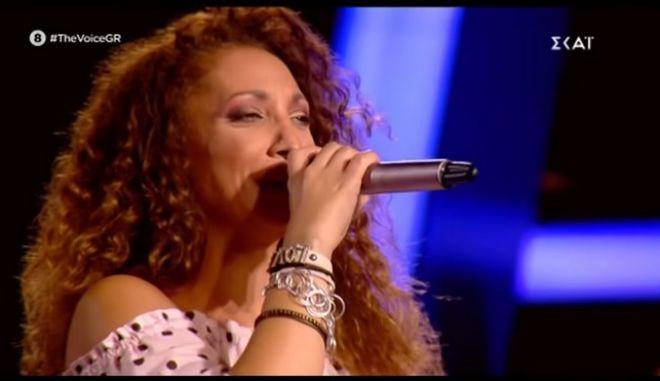 Ιωάννα Κουταλίδου: Από το Fame Story στην σκηνή του The Voice