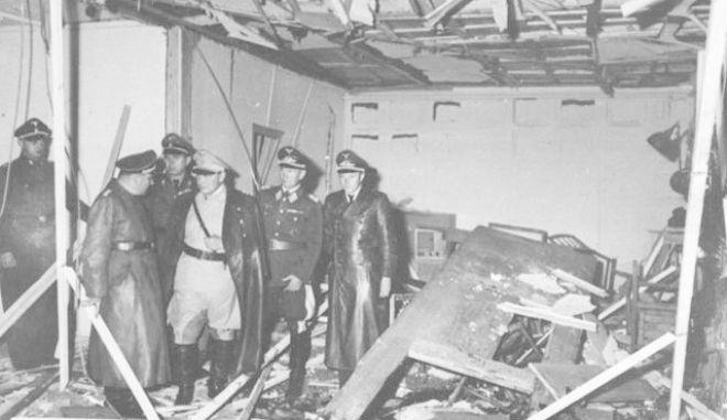Απόπειρα δολοφονίας Χίτλερ
