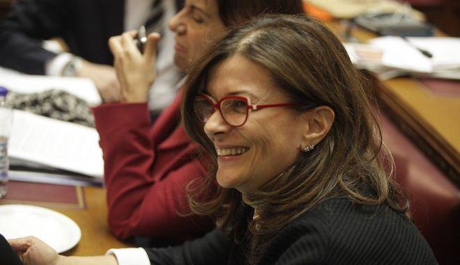 Συνεδρίαση της Κοινοβουλευτικής Ομάδας του ΣΥΡΙΖΑ την Τρίτη 17 Φεβρουαρίου 2015 . (EUROKINISSI/ΚΟΝΤΑΡΙΝΗΣ ΓΙΩΡΓΟΣ)