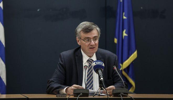 Δηλώσεις του εκπροσώπου του Υπουργείου για το νέο κορονοϊό, καθηγητή Σωτήρη Τσιόδρα
