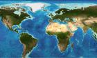 Παγκόσμιος χάρτης ωκεανών