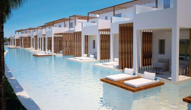 Νέο ξενοδοχείο ανοίγει η TUI στην Σαντορίνη