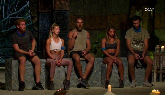 Survivor 4: Εντάσεις στο συμβούλιο - Ο πρώτος υποψήφιος προς αποχώρηση