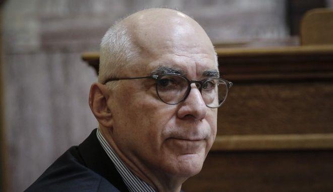 Ο εκπρόσωπος της Ελλάδας στο Διεθνές Νομισματικό Ταμείο, καθηγητής Μιχάλης Ψαλιδόπουλος