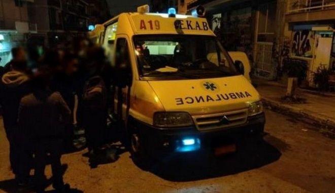 Τραγικός θάνατος στη Λαμία: Πνίγηκε τρώγοντας ένα σουβλάκι