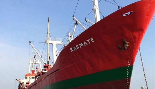 "Karmate:Το τουρκικό εμπορικό που έπεσε στον ""Αρματωλό"""