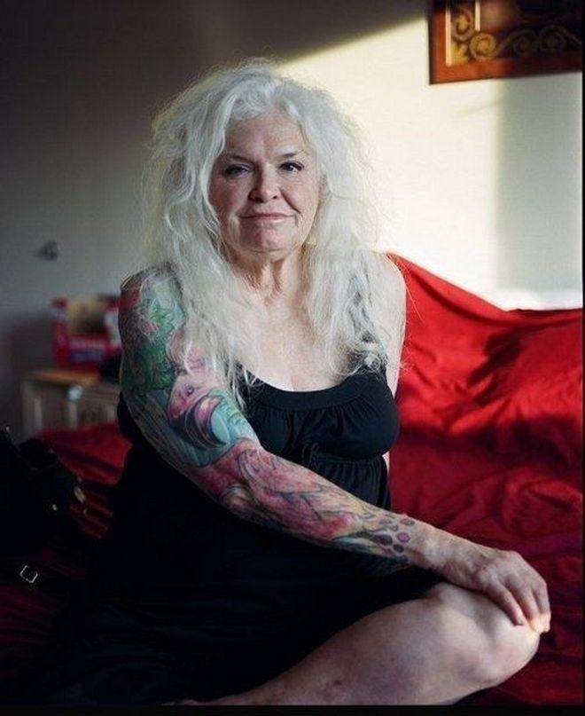 Πώς θα δείχνουν τα τατουάζ σου σε 40 χρόνια;