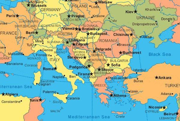 Κορονοϊός: Ανατολική Ευρώπη και Ελλάδα στο καλό σενάριο - Γιατί αντέχουν