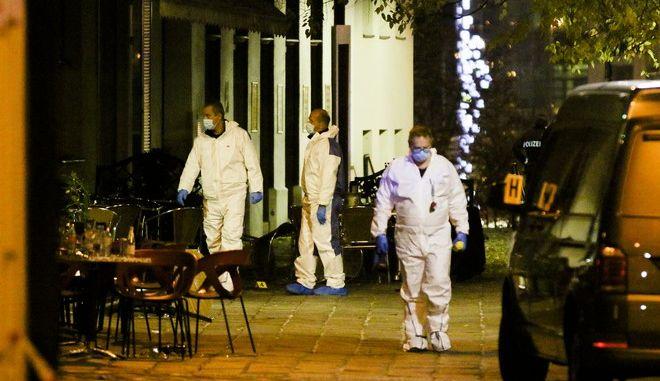 Τρομοκρατική επίθεση στην Αυστρία