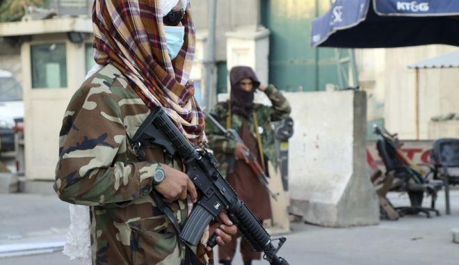 Μαχητές των Ταλιμπάν