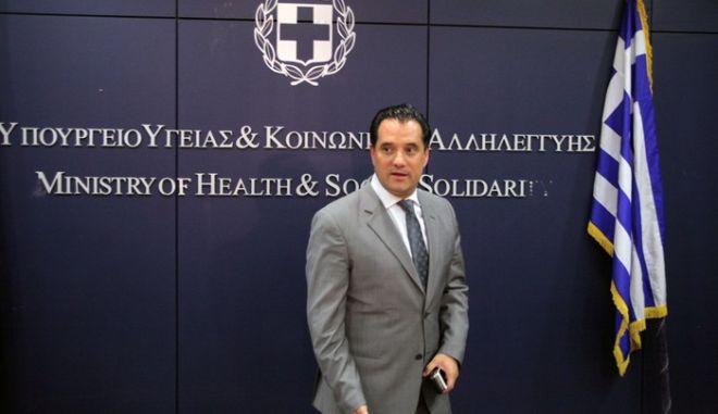 Έντονη η αντίδραση των ιατρών στις δηλώσεις του Άδωνι Γεωργιάδη