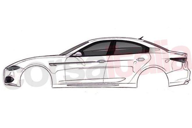 H Alfa Romeo Giulia δια χειρός Έλληνα σχεδιαστή