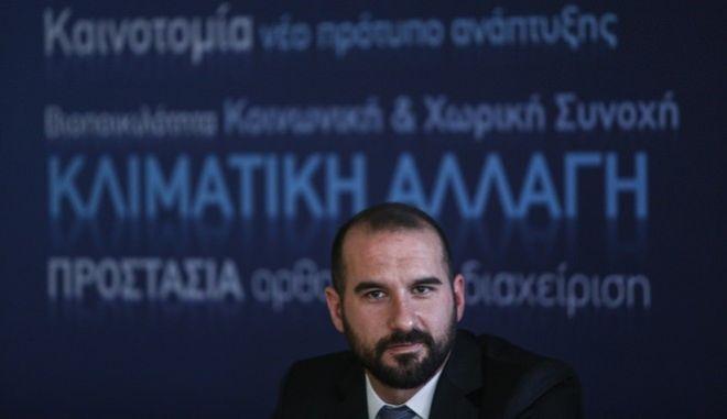 Τζανακόπουλος: 'H ολοκλήρωση της αξιολόγησης οδηγεί στην έξοδο από το μνημόνιο'