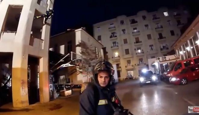 Mannequin challenge και για την Πυροσβεστική
