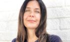 Κατερίνα Μουτσάτσου: Ήρθε από το Λος Άντζελες και βάφτισε τον γιο της στην Αίγινα